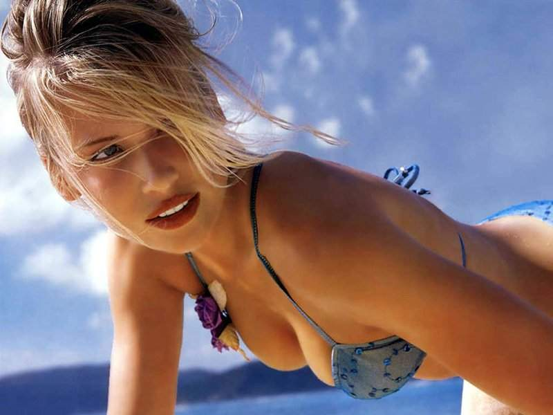 Model Daniela Pestova